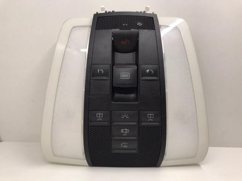 Плафон освещения салона Mercedes C300 W204 3.5 2014 (б/у)