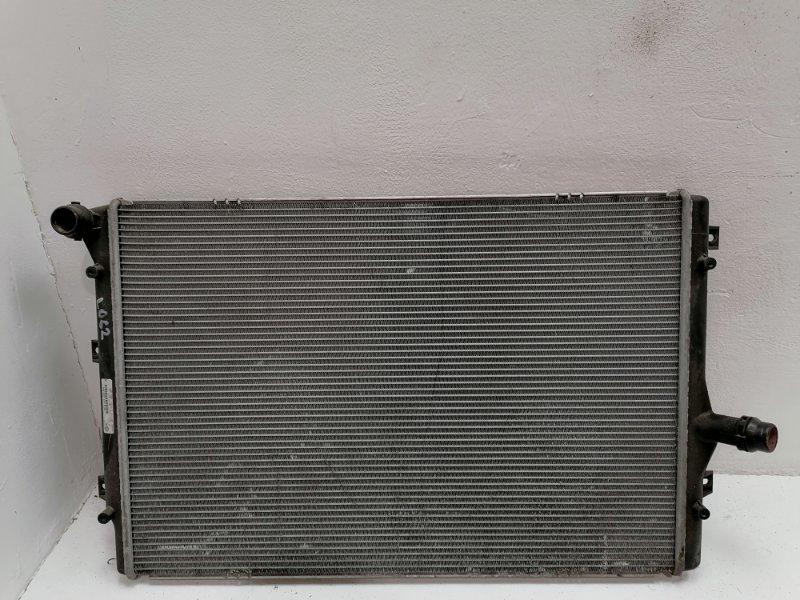 Радиатор двс Volkswagen Passat B6 2.0 TDI (б/у)