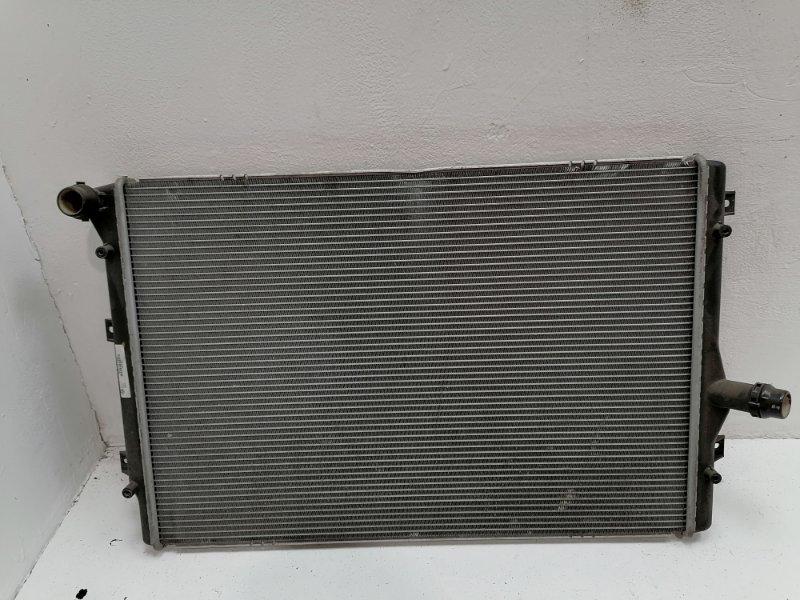 Радиатор двс Volkswagen Passat B7 2.0 TDI (б/у)