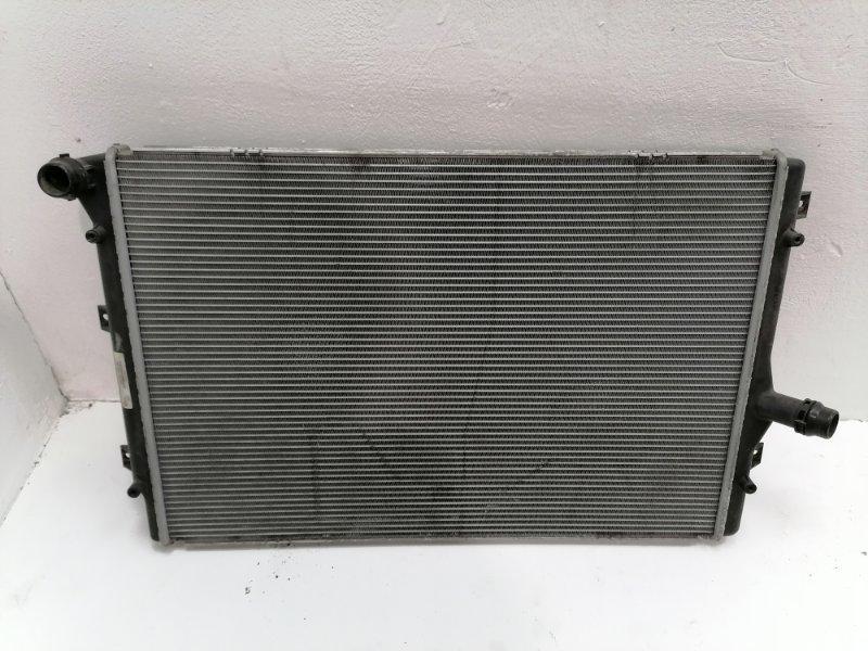 Радиатор двс Volkswagen Passat B6 2.0 TDI 2010 (б/у)