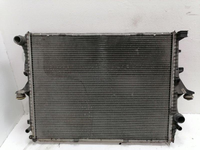 Радиатор двс Volkswagen Touareg 2.5 TDI 2006 (б/у)