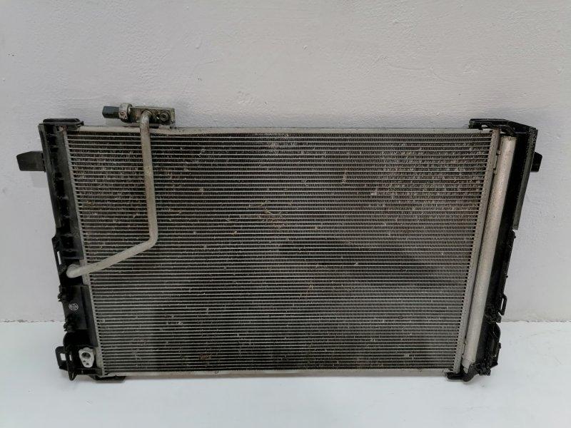 Радиатор кондиционера Mercedes E350 W212 3.5 2011 (б/у)