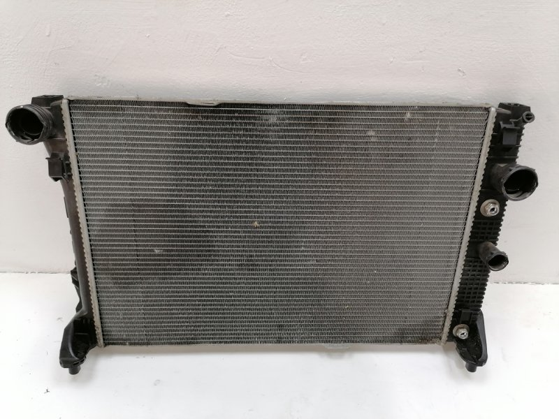 Радиатор двс Mercedes E350 W212 3.5 2011 (б/у)