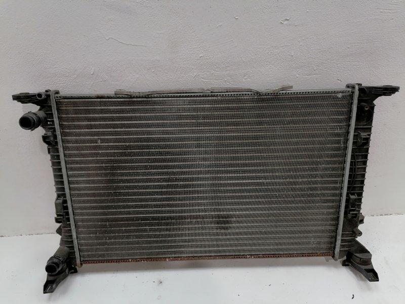 Радиатор двс Audi A5 2.0 TDI 2009 (б/у)
