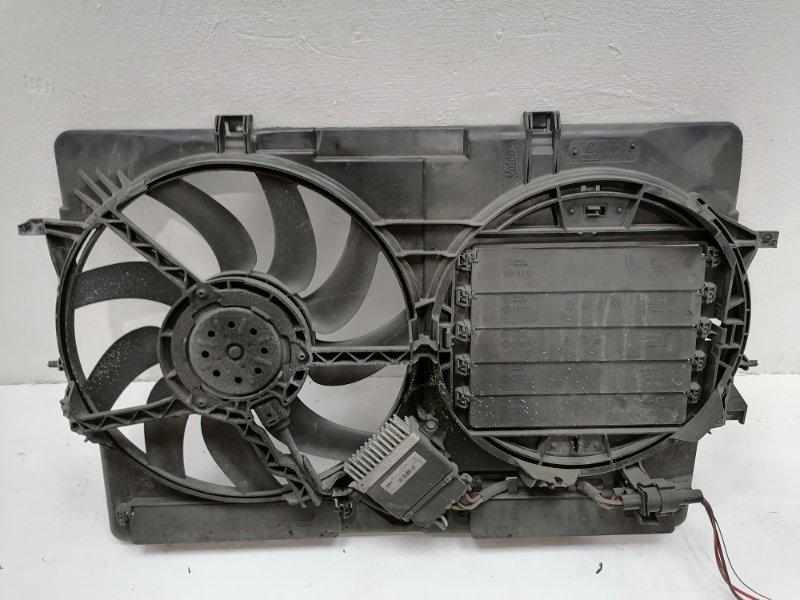Вентилятор радиатора Audi A5 2.0 TDI 2009 (б/у)