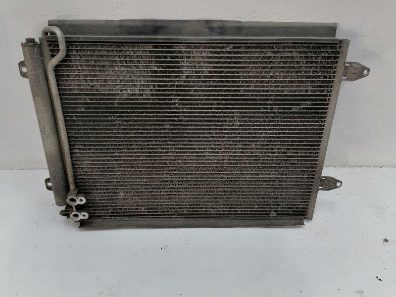 Радиатор кондиционера Volkswagen Passat B6 (б/у)