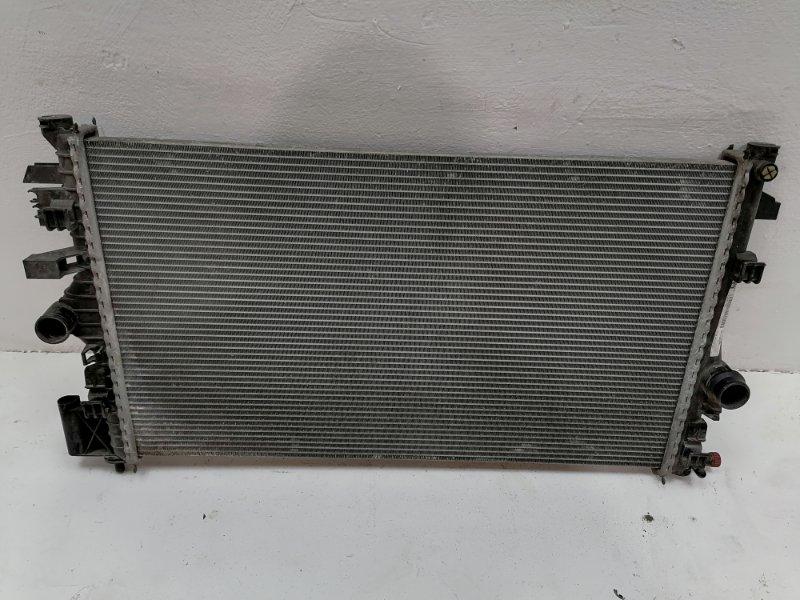 Радиатор двс Opel Insignia 2.0 D 2012 (б/у)