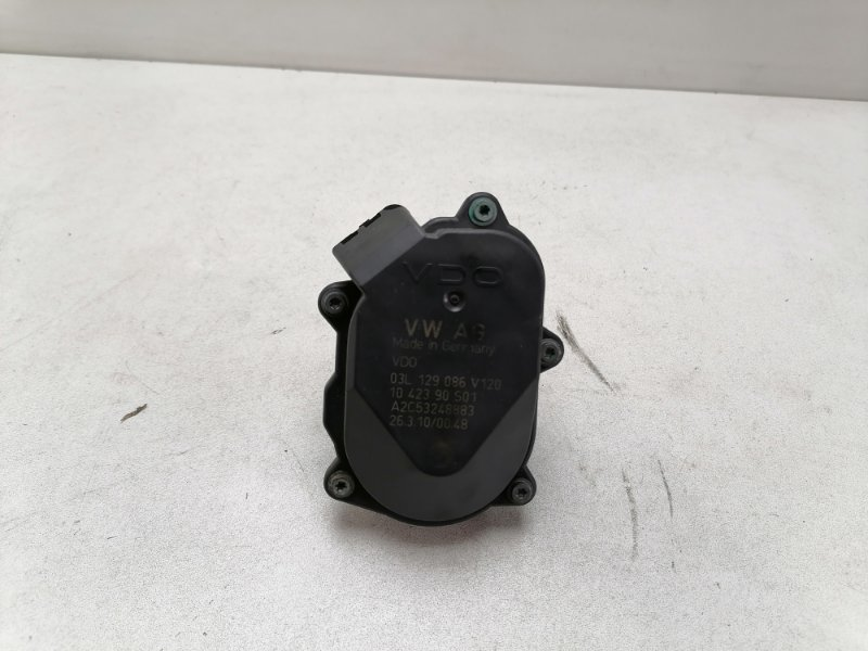 Привод заслонки впускного коллектора Volkswagen Passat B6 (б/у)