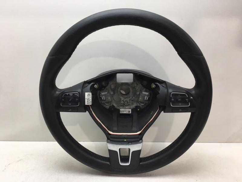 Руль Volkswagen Passat B7 2.0 TDI 2011 (б/у)