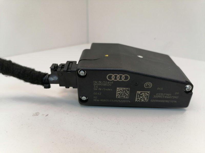 Блок блокировки руля Audi A5 2.0 TDI 2009 (б/у)