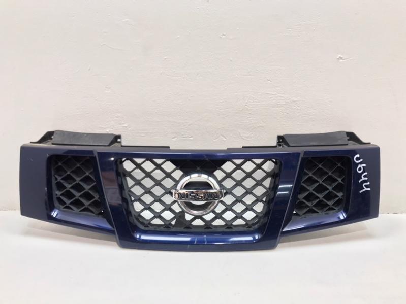 Решетка радиатора Nissan Armada 5.6 2009 (б/у)