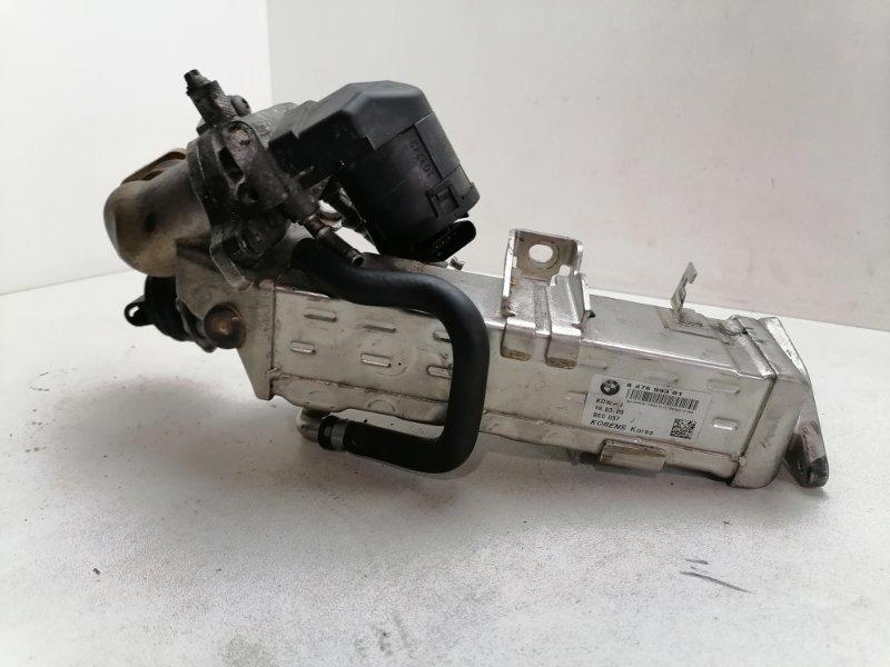 Радиатор egr Bmw F10 2.0 D 2013 (б/у)