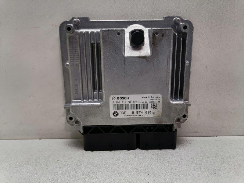 Блок управления двигателем Bmw F10 2.0 D 2013 (б/у)