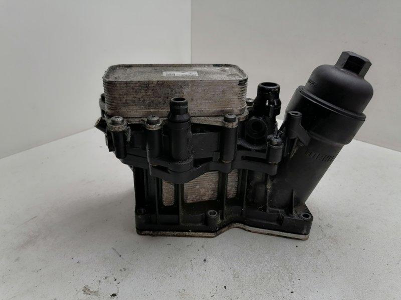 Радиатор масляный Bmw F10 2.0 D 2013 (б/у)