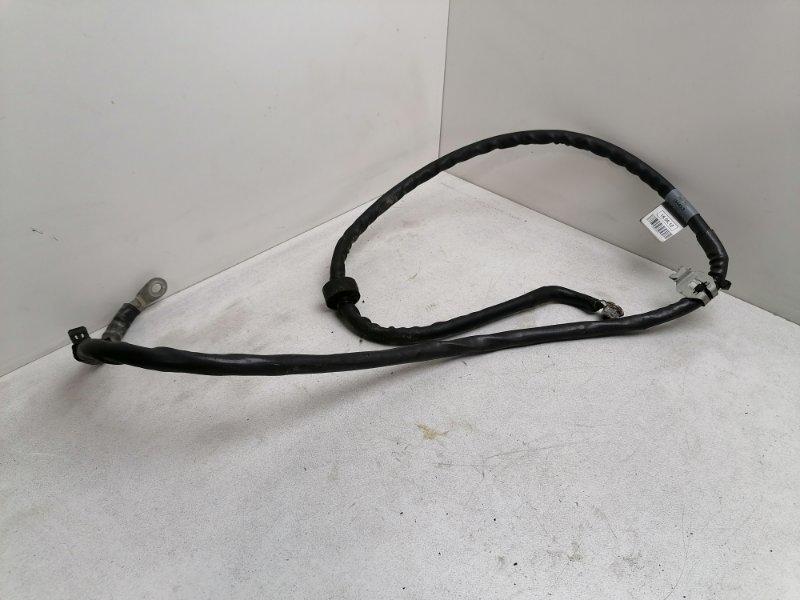 Клемма аккумулятора Mercedes C300 W204 3.5 2012 (б/у)