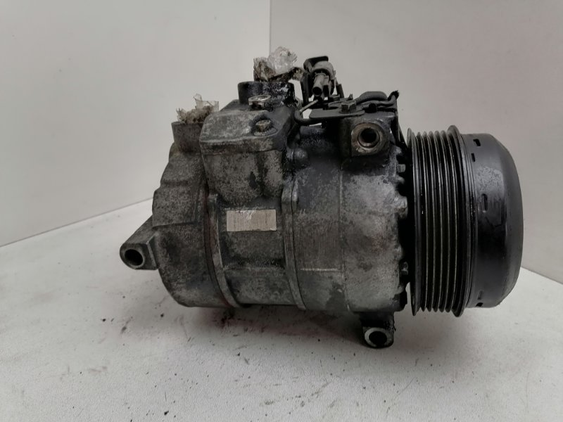 Компрессор кондиционера Mercedes C300 W204 3.5 2012 (б/у)