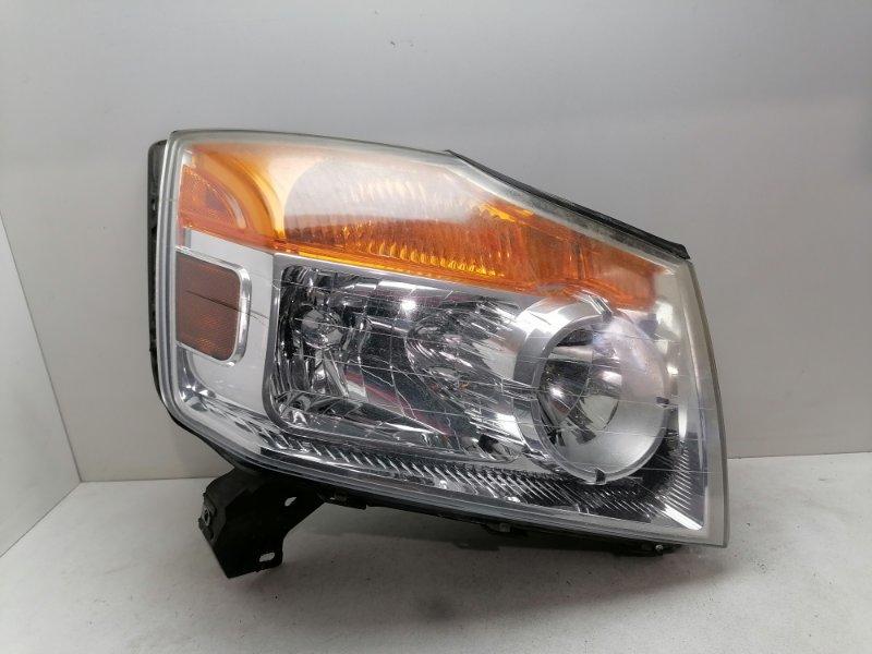 Фара Nissan Armada 5.6 2009 (б/у)