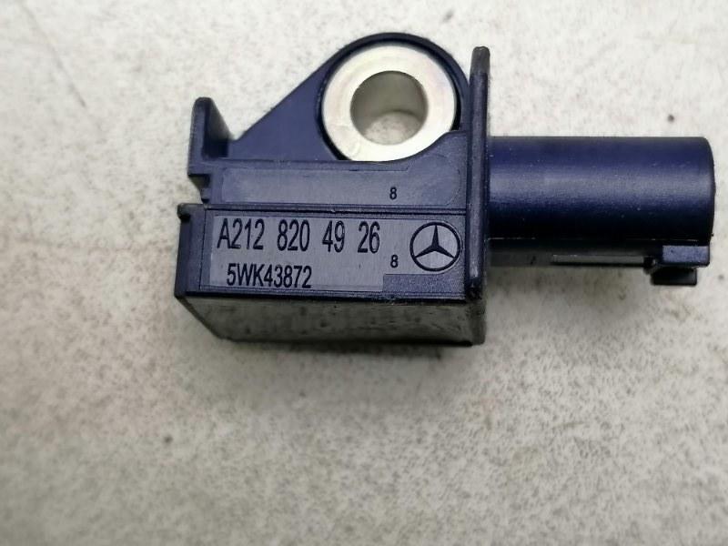 Датчик удара Mercedes E350 W212 3.5 2011 (б/у)