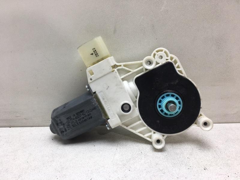 Мотор стеклоподъемника Bmw F10 2.0 D 2013 задний левый (б/у)