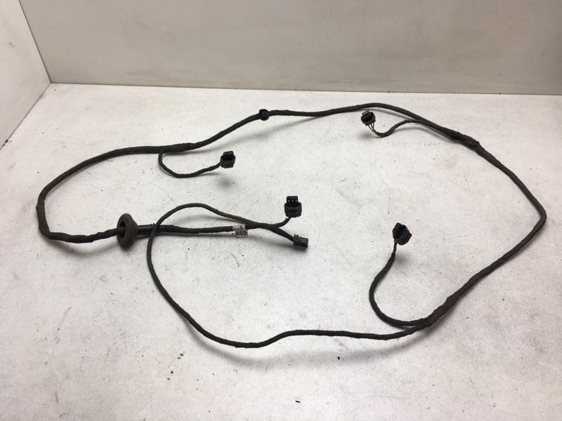 Жгут проводов заднего бампера Mercedes E350 W212 3.0 CDI 2009 задний (б/у)