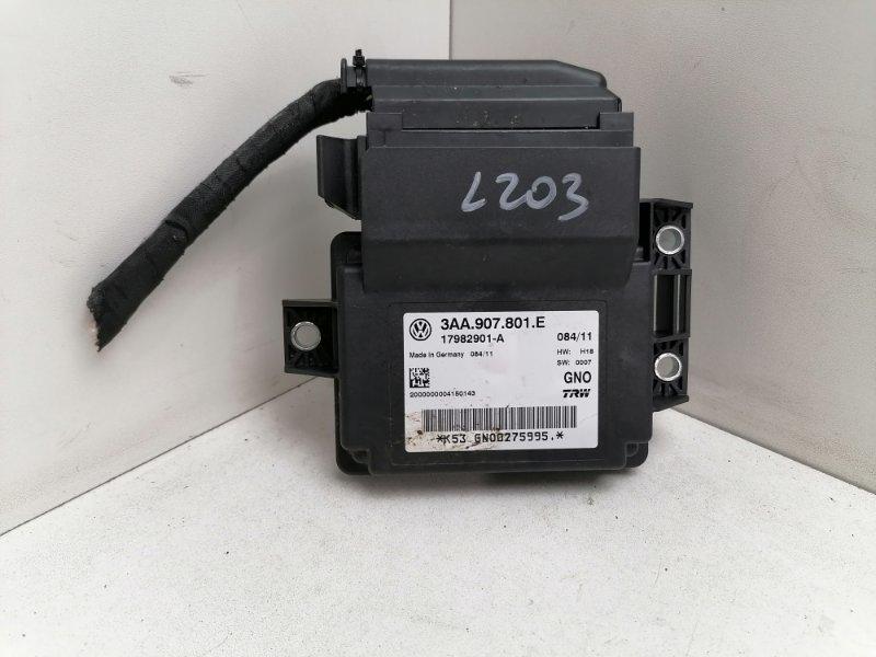 Блок управления стояночного тормоза Volkswagen Passat B7 2.0 TDI 2011 (б/у)