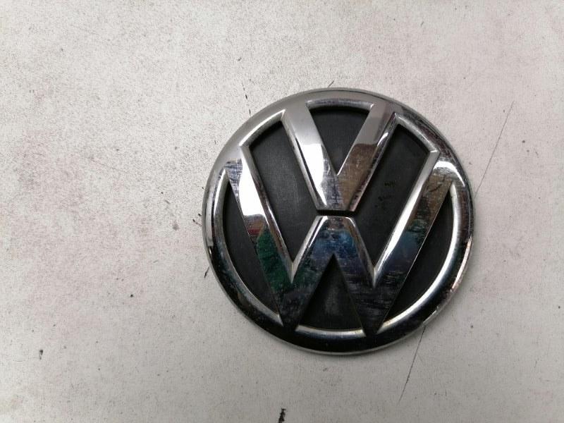 Эмблема Volkswagen Passat B7 1.6 TDI 2012 (б/у)