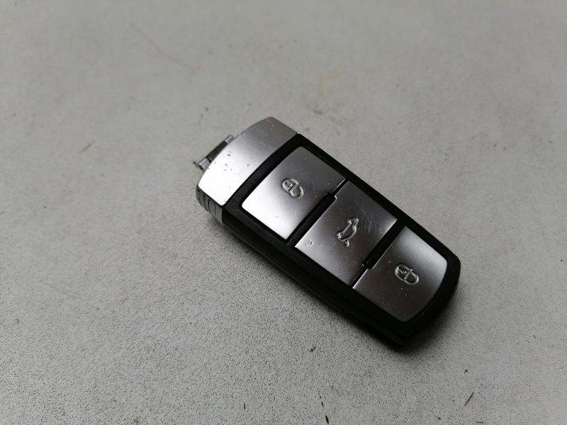 Смарт ключ зажигания Volkswagen Passat B7 1.6 TDI 2012 (б/у)