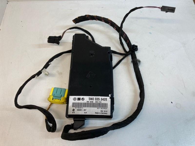 Блок мультимедийный Volkswagen Passat Cc 2.0 TFSI (б/у)