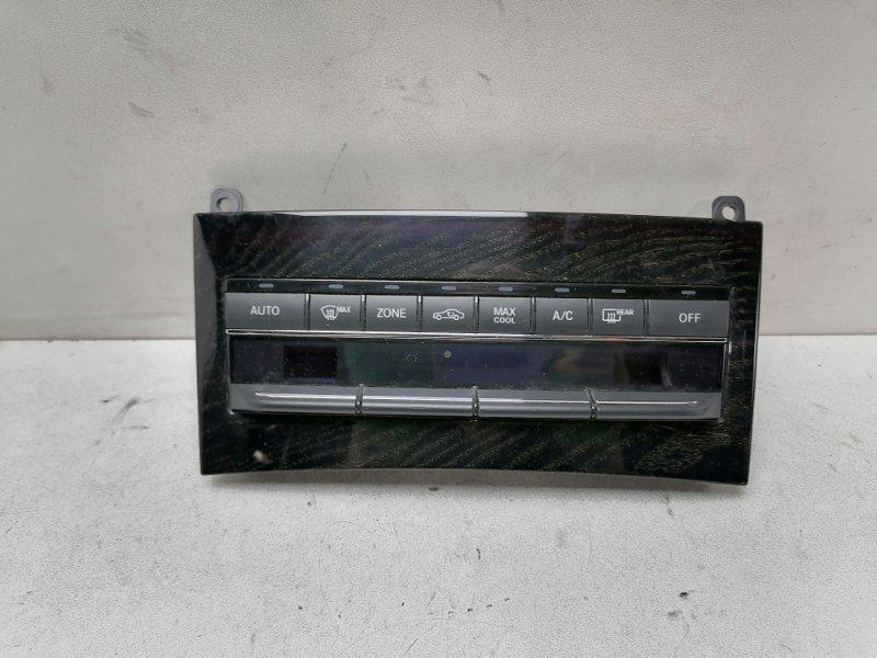 Блок управления климат-контролем Mercedes E350 W212 3.5 2011 (б/у)