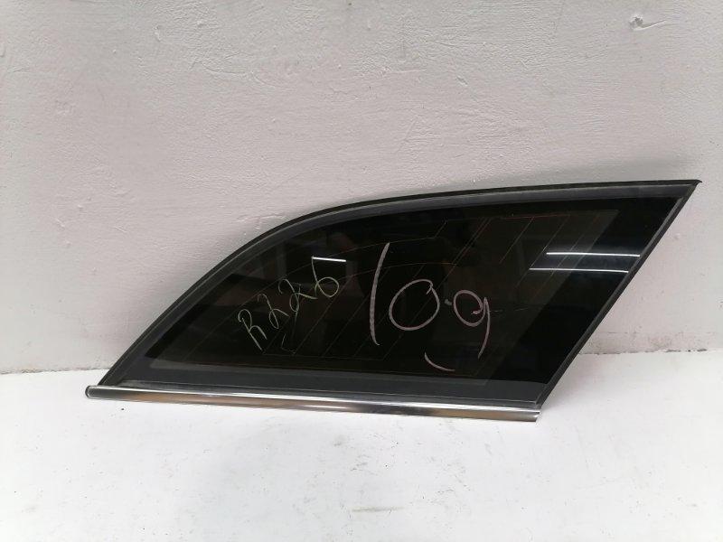 Форточка Mercedes E350 W212 3.5 2011 правая (б/у)