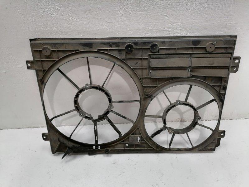 Диффузор Volkswagen Passat Cc 2011 (б/у)