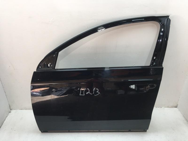 Дверь Volkswagen Passat B7 1.6 TDI 2012 передняя левая (б/у)