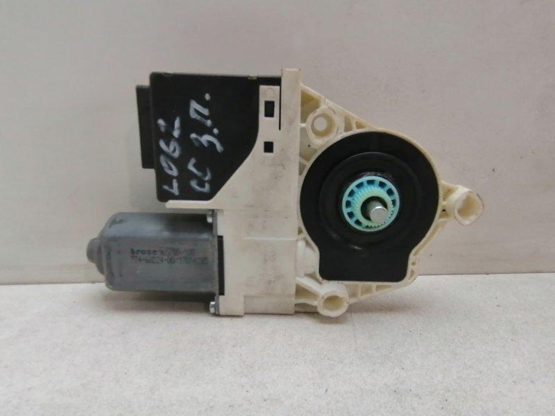 Мотор стеклоподъемника Volkswagen Passat Cc 2.0 TDI задний правый (б/у)