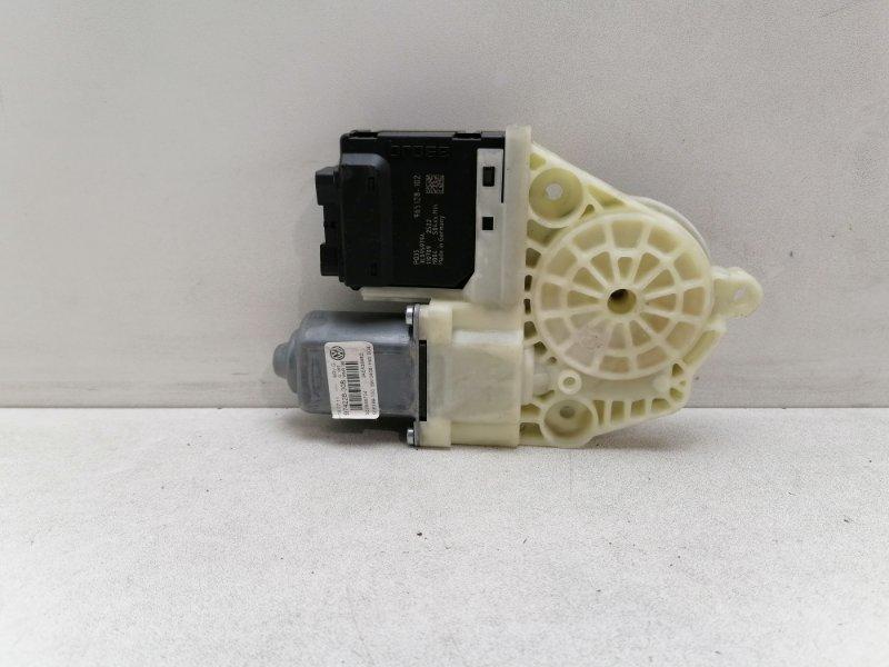 Мотор стеклоподъемника Volkswagen Passat Cc 2011 задний правый (б/у)