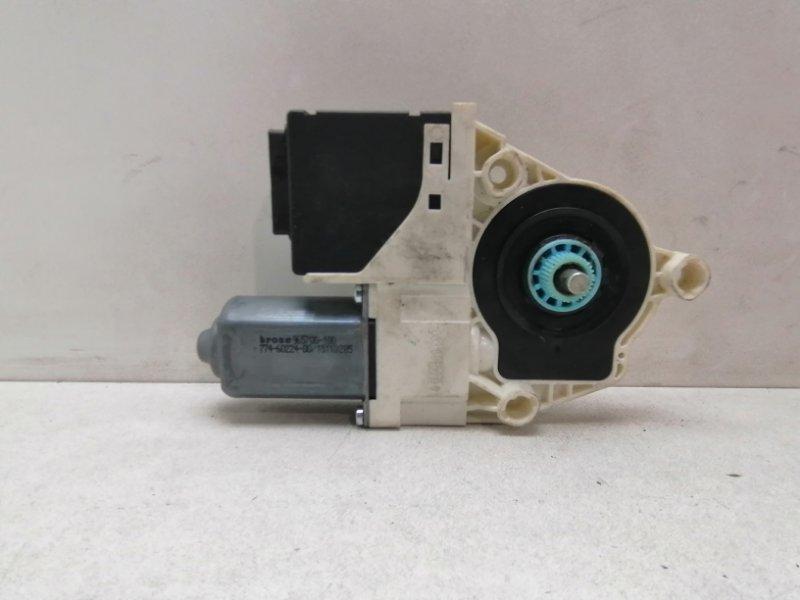 Мотор стеклоподъемника Volkswagen Passat Cc 2.0 TFSI задний правый (б/у)