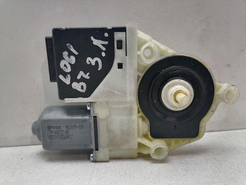Мотор стеклоподъемника Volkswagen Passat B7 задний левый (б/у)