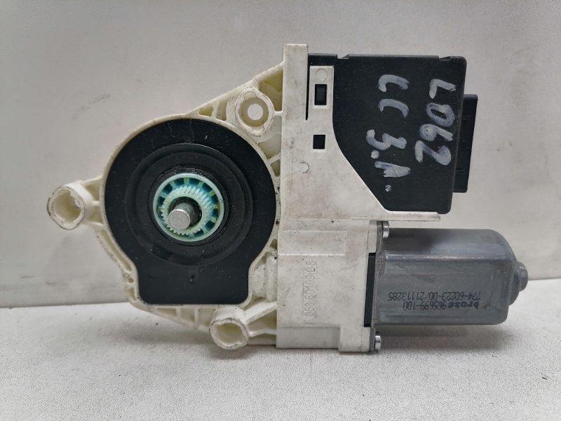Мотор стеклоподъемника Volkswagen Passat Cc 2.0 TDI задний левый (б/у)