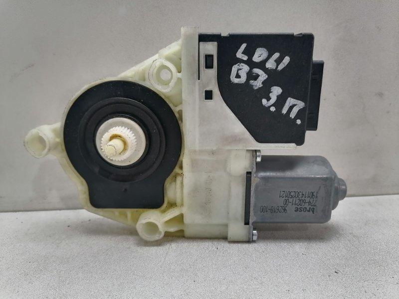Мотор стеклоподъемника Volkswagen Passat B7 задний правый (б/у)