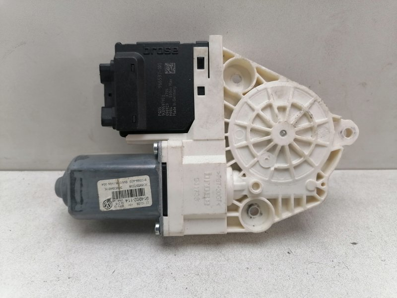 Мотор стеклоподъемника Volkswagen Passat Cc 2.0 TFSI задний левый (б/у)