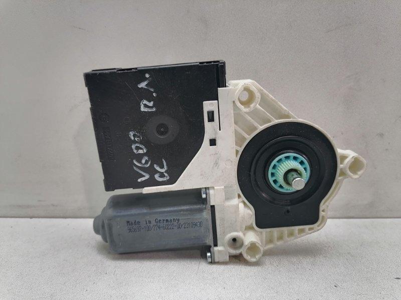Мотор стеклоподъемника Volkswagen Passat Cc 2.0 TFSI (б/у)