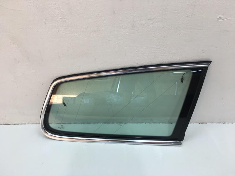 Форточка Volkswagen Passat B7 1.6 TDI 2012 задняя правая (б/у)