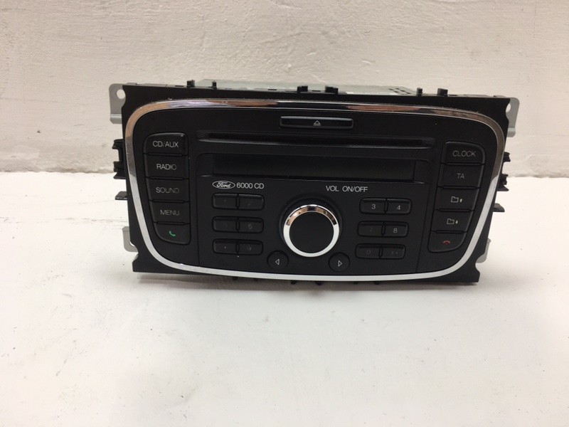 Магнитола Ford Galaxy 2.0 TDCI 2013 (б/у)