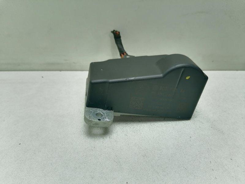 Блок блокировки руля Volkswagen Passat B7 1.6 TDI 2010 (б/у)