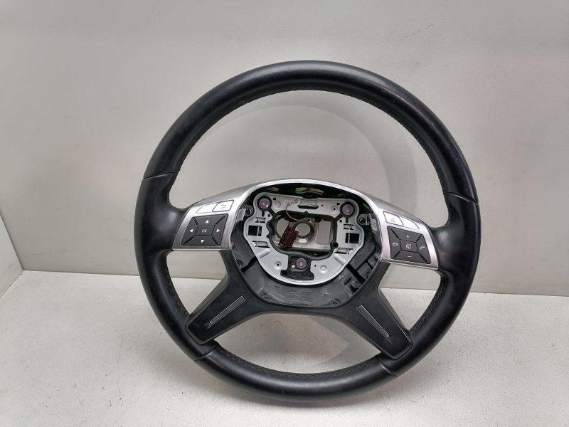Руль Mercedes C220 W204 2.2 CDI 2011 (б/у)