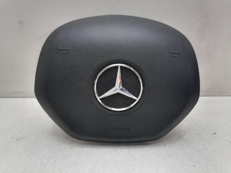 Airbag в руль Mercedes C220 W204 2.2 CDI 2011 (б/у)