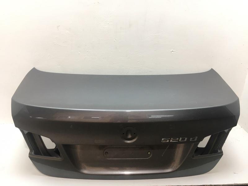 Крышка багажника Bmw F10 2.0 D 2013 задняя (б/у)