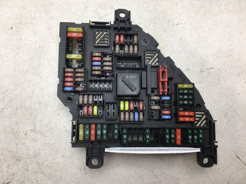 Блок предохранителей Bmw F10 2.0 D 2013 (б/у)