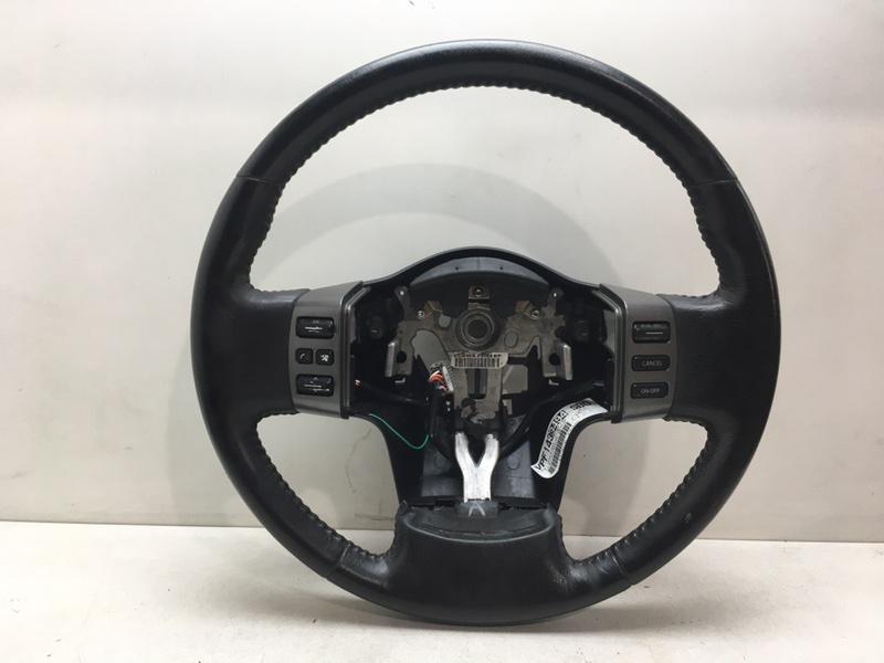 Руль Nissan Armada 5.6 2009 (б/у)
