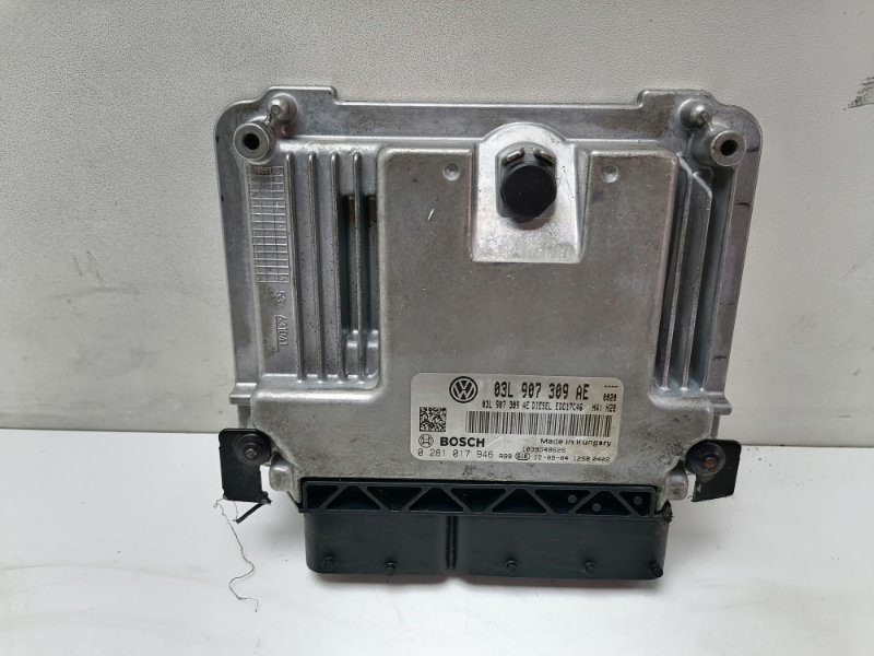Блок управления двигателем Volkswagen Tiguan 2.0 TDI 2012 (б/у)
