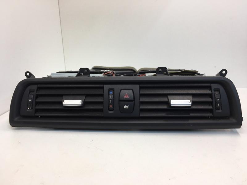 Дефлектор воздушный Bmw F10 2.0 D 2013 передний (б/у)